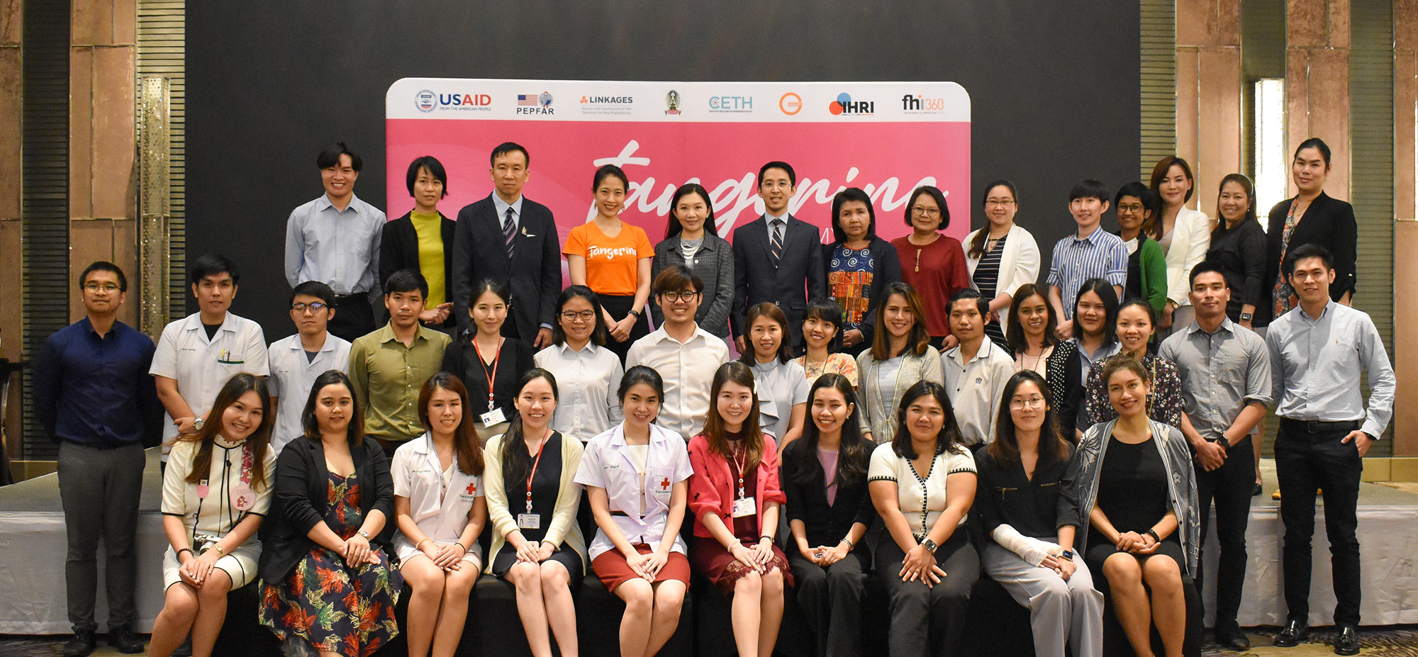 Tangerine Academy launched and conducting Thailand's first Transgender Competent Care training