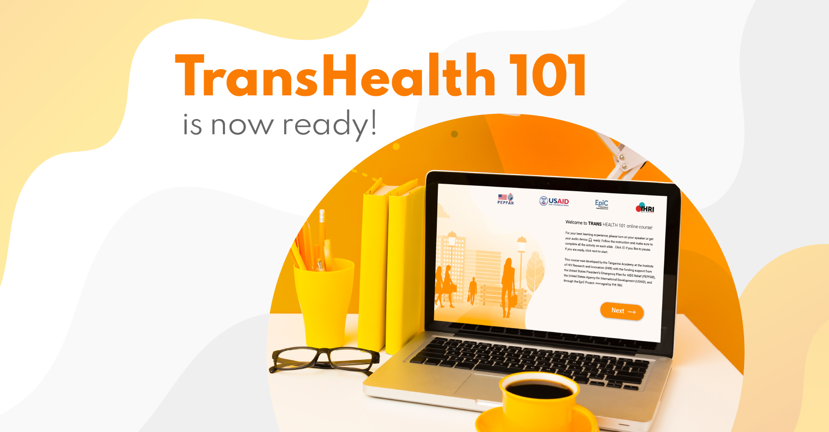 TransHealth 101 is now ready!